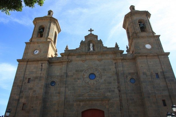 Pfarrkirche Iglesia de San Sebastián / Copyright © Pedro Manuel Pérez Gonzalez (rknint)