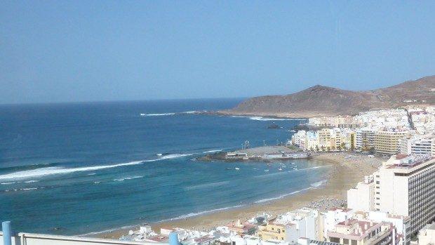 Las Palmas Canteras Strand / Copyright © Marion Hagedorn/Interdomizil