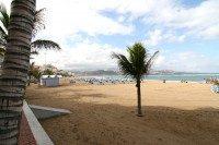Gran Canaria: Canteras Strand Las Palmas