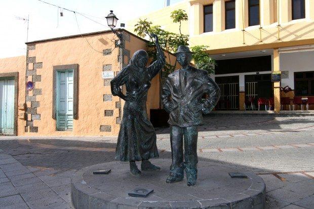 Tanzpaar aus Bronze / Copyright © Marion Hagedorn/InterDomizil