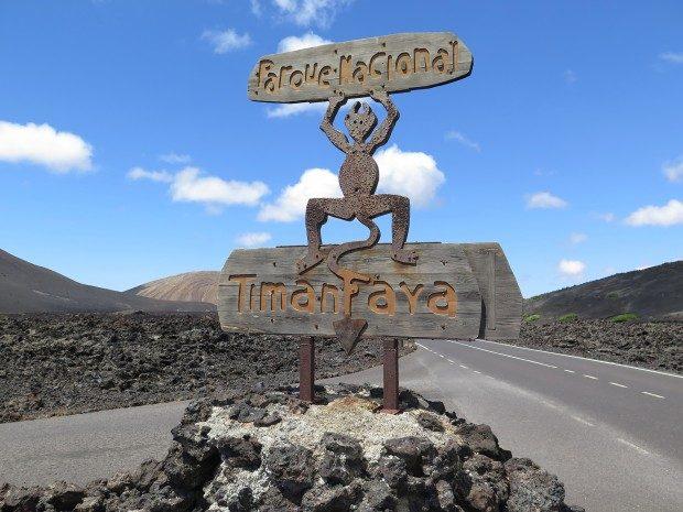 Lanzarote Nationalpark Timanfaya / Copyright © Marion Hagedorn/Interdomizil