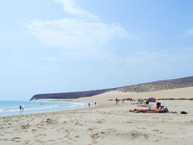 Mal Nombre Strand auf Fuerteventura, ein Traum - Foto: Marion Hagedorn